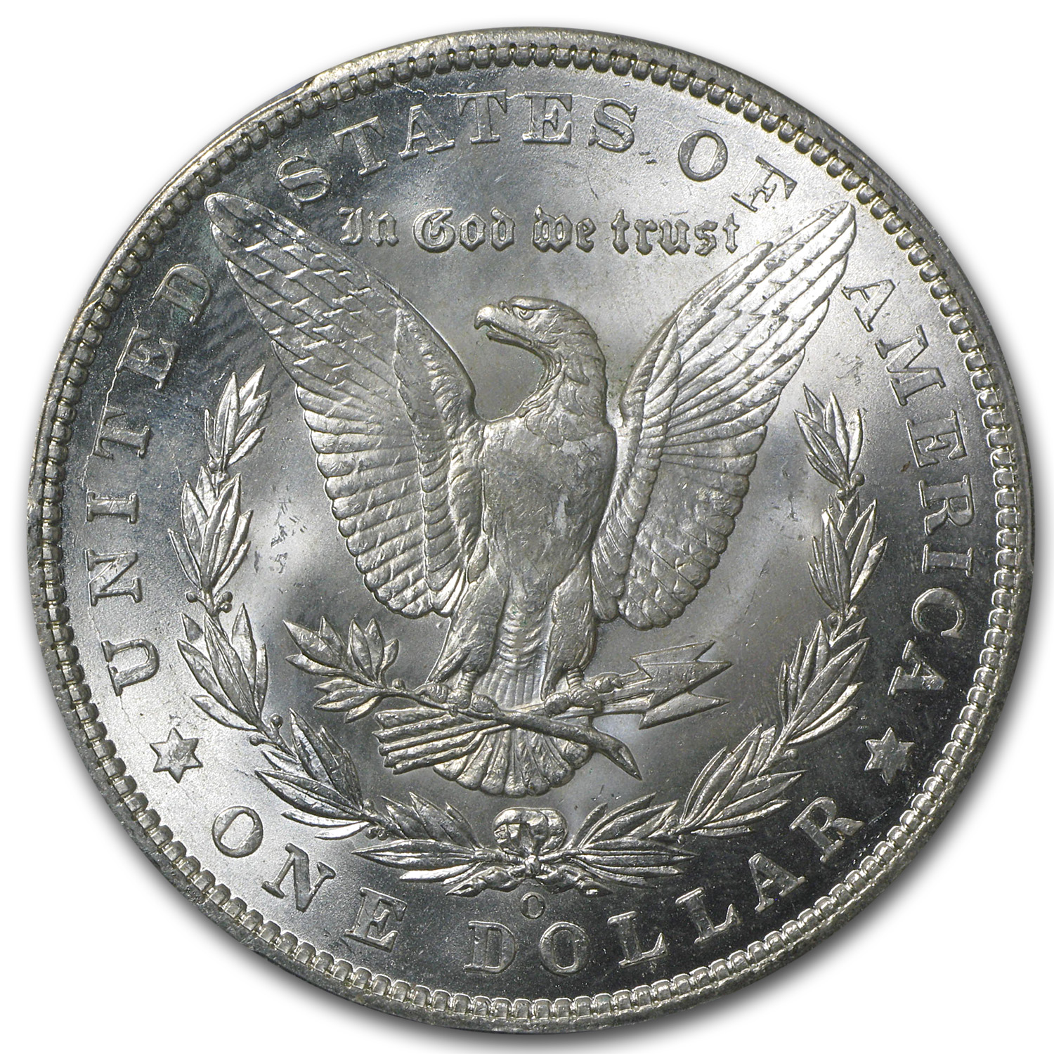 1904-O Morgan Dollar - MS-63 PCGS